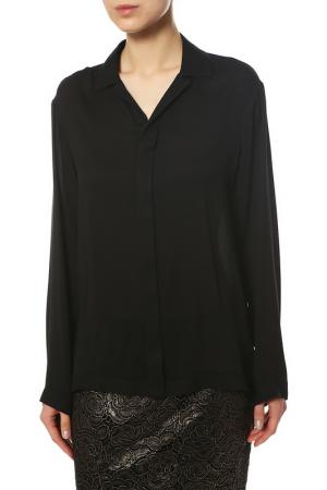 Блузка DSquared2. Цвет: черный