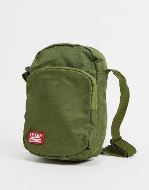 Дорожная сумка -Серый Crosshatch