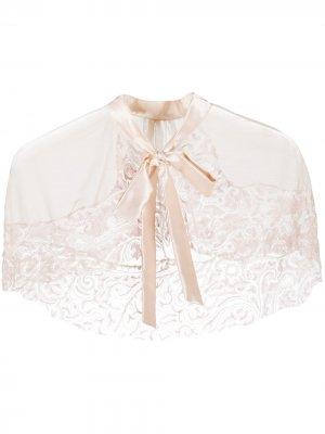 Кружевное болеро Belle Et Bon. Цвет: розовый