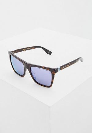 Очки солнцезащитные Marc Jacobs 349/S 086. Цвет: коричневый