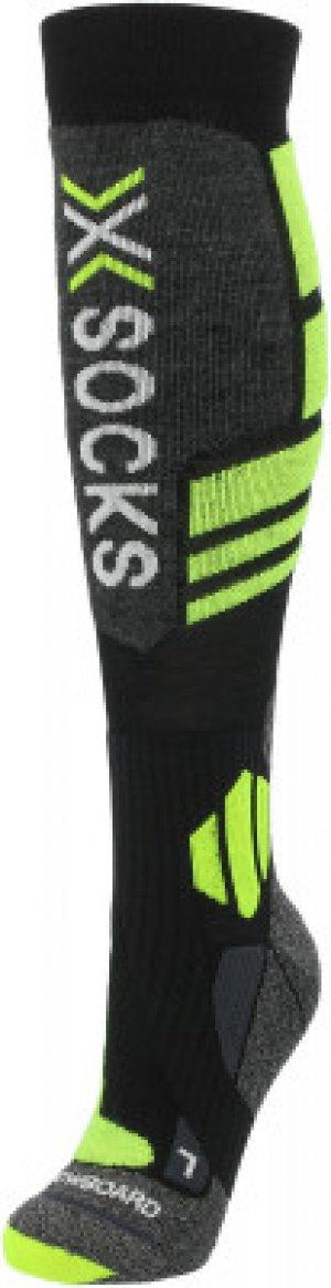 Гольфы , 1 пара, размер 39-41 X-Socks. Цвет: черный