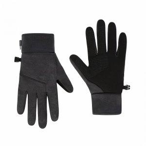Etip Hardface Gloves The North Face. Цвет: черный