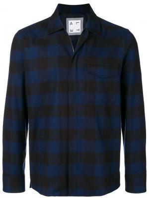 Куртка-рубашка в шотландскую клетку Altea