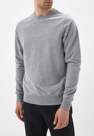 Свитшот Umbro BASIC TOP. Цвет: серый