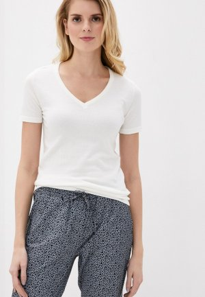 Пуловер Giorgio Di Mare. Цвет: белый
