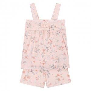 Пижама La Perla. Цвет: розовый
