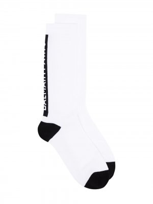 Paris socks Balmain. Цвет: белый