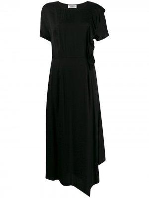 Платье миди Tito Essentiel Antwerp. Цвет: черный