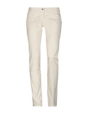 Повседневные брюки TWINGS for HEAVEN TWO. Цвет: слоновая кость