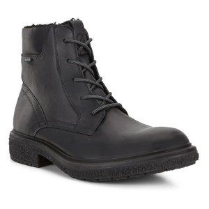 Ботинки высокие CREPETRAY HYBRID M ECCO. Цвет: черный