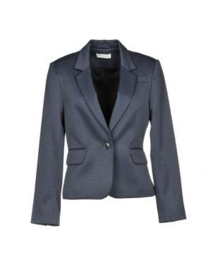 Пиджак HOLLY GOLIGHTLY. Цвет: свинцово-серый