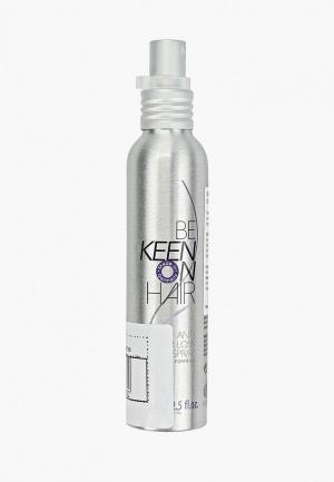 Сыворотка для волос Keen против выпадения. Цвет: прозрачный
