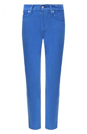 Джинсы-скинни Polo Ralph Lauren. Цвет: синий