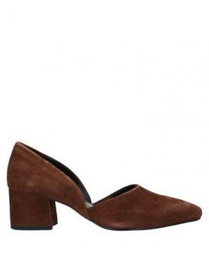 Туфли VAGABOND SHOEMAKERS. Цвет: коричневый
