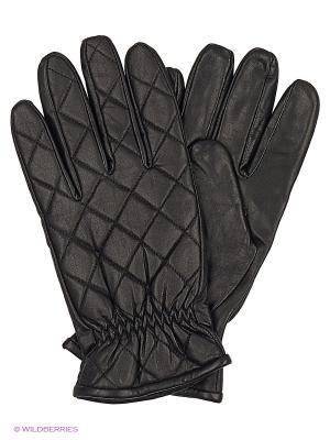 Перчатки Colin's. Цвет: черный