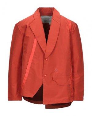 Пиджак A-COLD-WALL*. Цвет: ржаво-коричневый