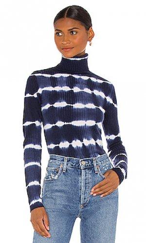 Свитер Autumn Cashmere. Цвет: синий
