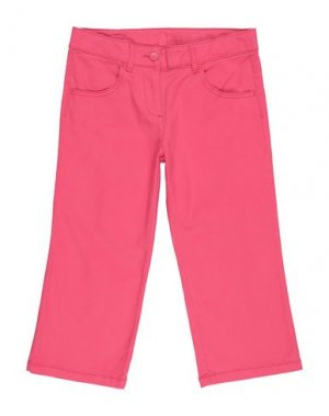 Повседневные брюки UNITED COLORS OF BENETTON. Цвет: фуксия