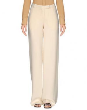Повседневные брюки MIGUEL PALACIO for HOSS INTROPIA. Цвет: слоновая кость