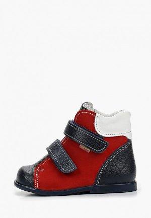 Ботинки Детский скороход. Цвет: разноцветный