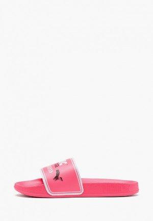 Сланцы PUMA SEGA Leadcat FTR SONIC PS. Цвет: розовый
