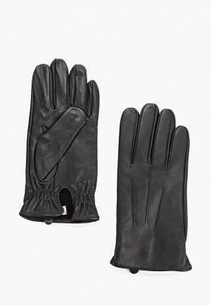 Перчатки Mango Man P SUIT. Цвет: черный