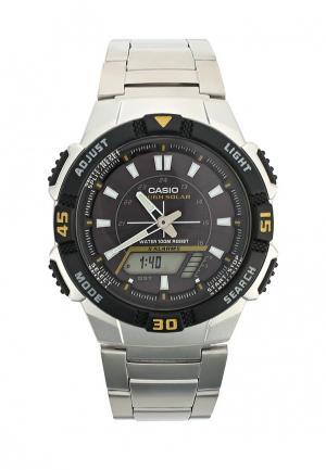 Часы Casio Collection AQ-S800WD-1E. Цвет: серебряный