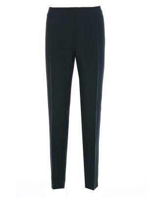 Классические брюки Antonio Berardi. Цвет: зеленый