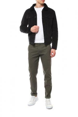 Куртка Lee cooper. Цвет: антрацитовый
