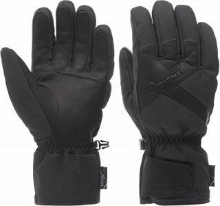 Перчатки мужские Getter, размер 8 Ziener. Цвет: черный