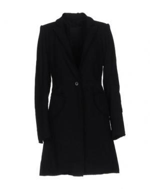 Легкое пальто 10SEI0OTTO. Цвет: черный