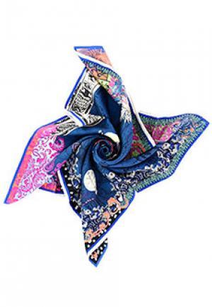 Платок CHRISTIAN LACROIX. Цвет: синий