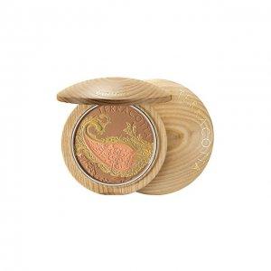 Бронзирующая пудра для лица Terracotta Route des Indes Guerlain. Цвет: бесцветный