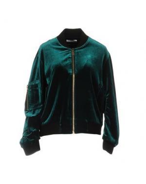 Куртка GAëLLE Paris. Цвет: изумрудно-зеленый