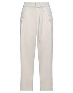 Повседневные брюки ALYSI. Цвет: бежевый