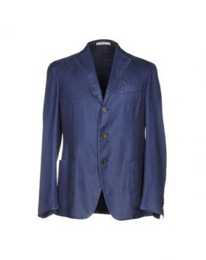 Пиджак COLOMBO. Цвет: синий