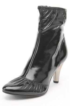 Ботинки демисезонные Clotilde. Цвет: черный