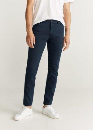 Цветные джинсы скинни - Billy Mango. Цвет: глубокий темно-синий