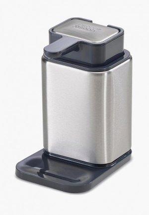 Дозатор для мыла Joseph Surface. Цвет: серый