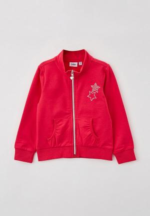 Олимпийка Blukids. Цвет: розовый