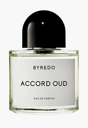Парфюмерная вода Byredo Accord oud  100 мл. Цвет: прозрачный