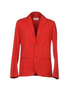 Пиджак MALO. Цвет: красный