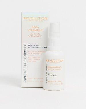 Сыворотка с витамином C20% Skincare-Бесцветный Revolution