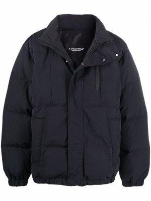 Oversized down-padded jacket A-COLD-WALL*. Цвет: черный