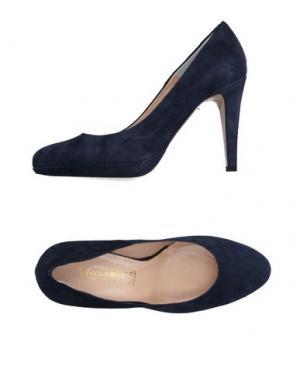 Туфли CAFèNOIR. Цвет: темно-синий