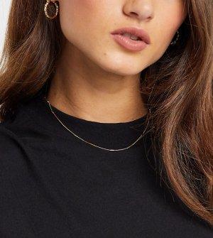 Позолоченное ожерелье-чокер -Золотой Orelia
