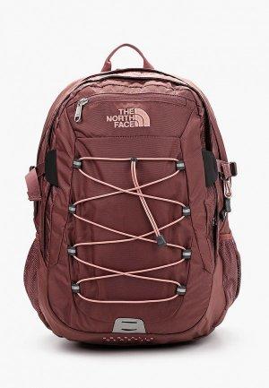 Рюкзак The North Face BOREALIS CLASSIC. Цвет: бордовый