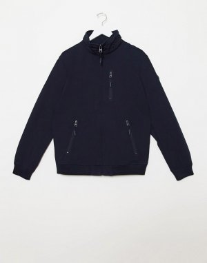 Темно-синяя куртка -Синий Esprit