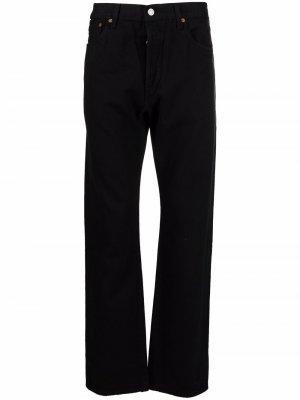 Levis джинсы 501 Levi's. Цвет: черный