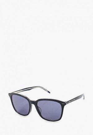 Очки солнцезащитные Tommy Hilfiger TH 1789/F/S PJP. Цвет: синий
